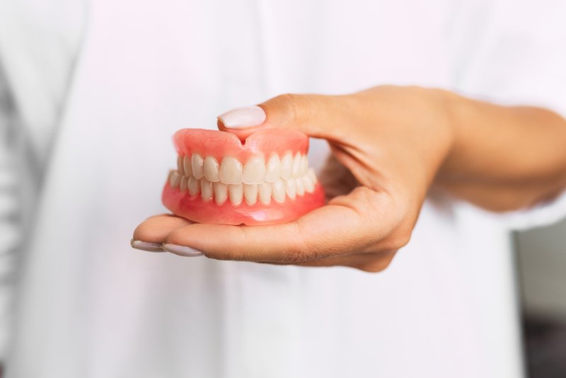 dentures in Coral Springs